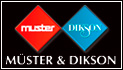 MUSTER e DIKSON - manufactures products for hair - natural hair dyes