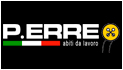 P.ERRE - abiti da lavoro - work clothes tailored clothing | hairdressers - professional clothing - hair cutting capes - kimono aesthetic