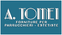 A.Tomei - Wholesalers Hairdressers Lucca - Sale Hairdressing and Aesthetic Products