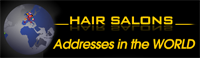 Addresses Hairdressers | The addresses of Hairdressers from around the world | Addresses hairdressing salons
